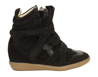 sneakers med velcro