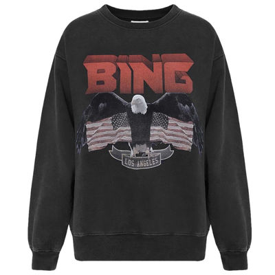 Anine Bing eagle sweatshirt
