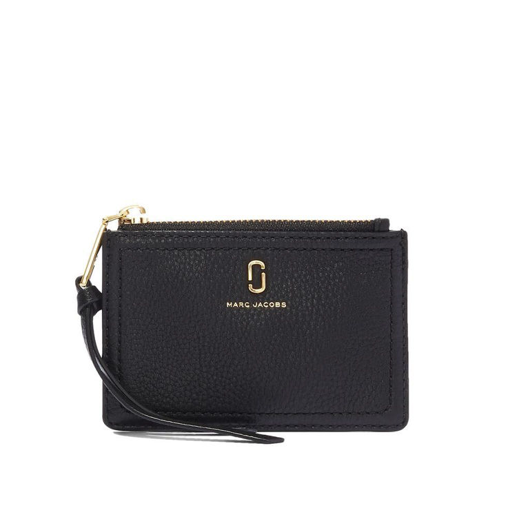 top zip wallet