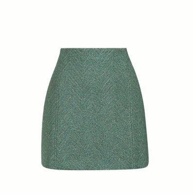 mini glimmer skirt
