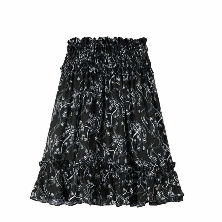 Urchin waves skirt