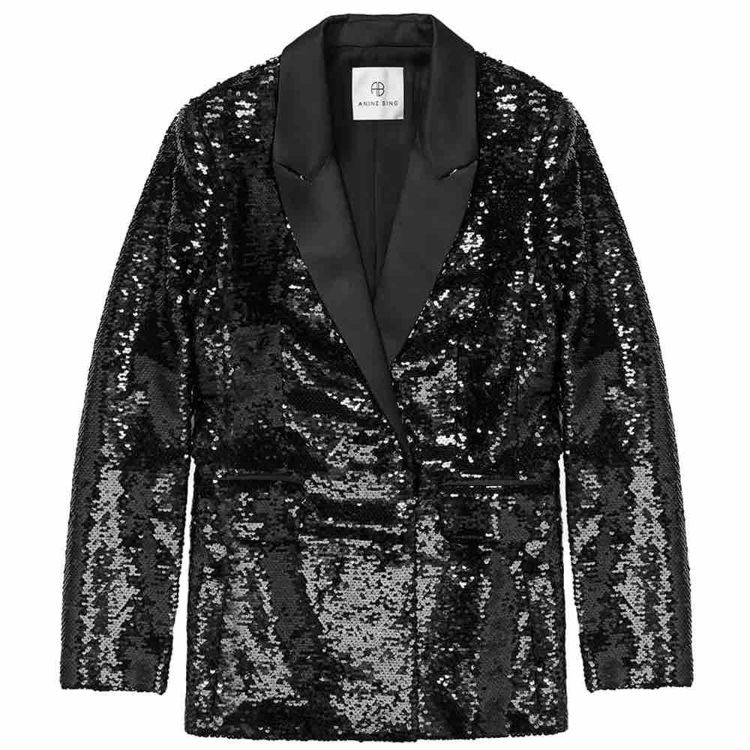 Blazer sequin