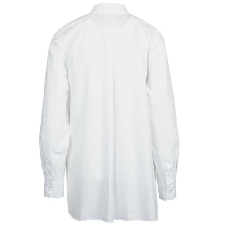 skjorte med sidelommer
