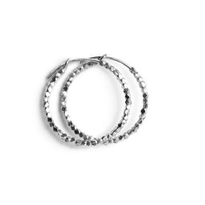 Small bead creole sølv