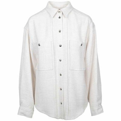 Nesta shirt jacket
