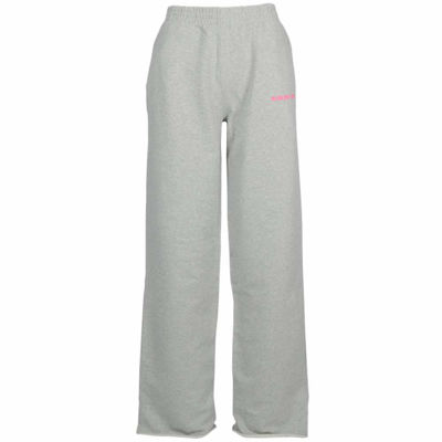 Logo wide leg sweatpant