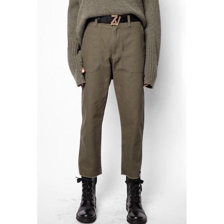 Zadig <br>canvas pants