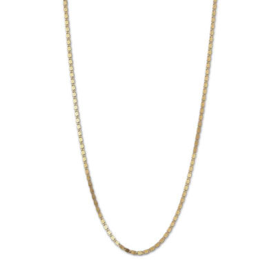 Envision s-chain necklace guld