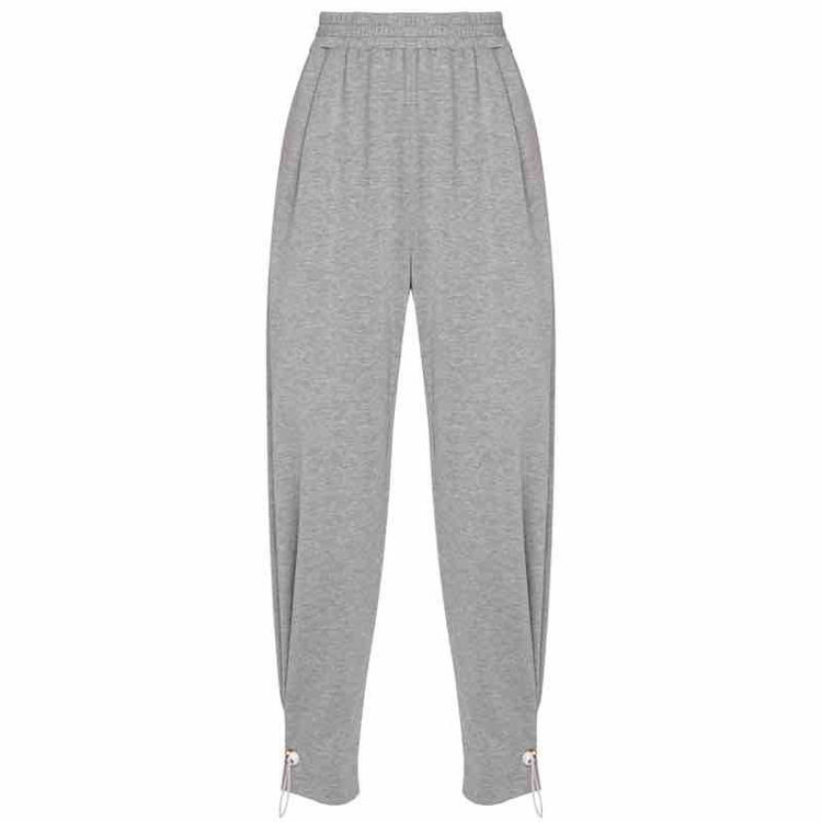 Jogger with pearl toggle