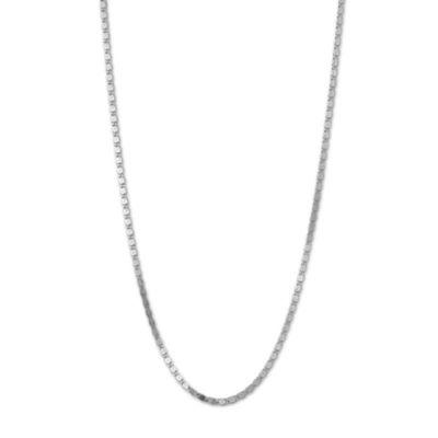 Envision s-chain necklace sølv