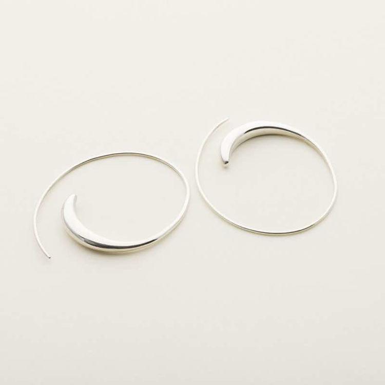 Asymmetric hoops