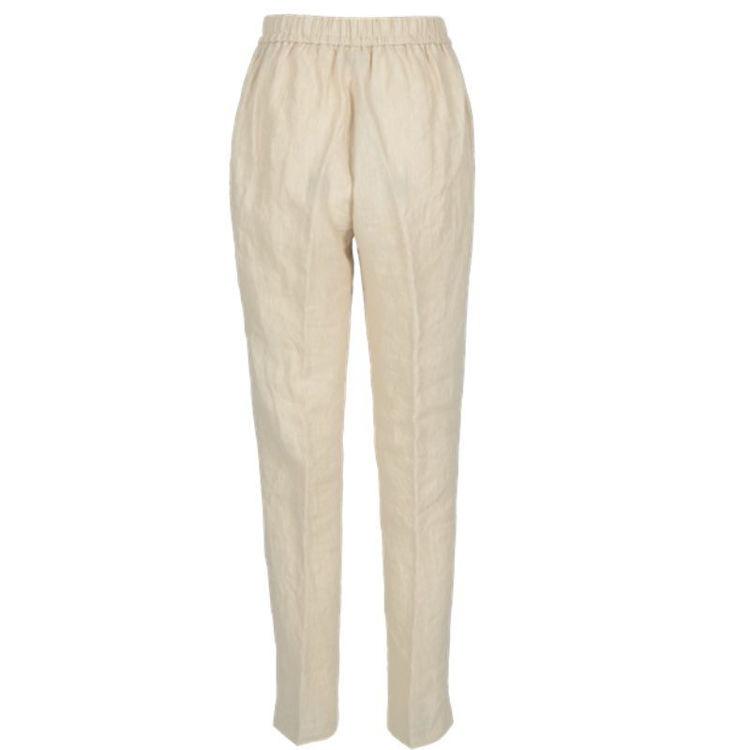 pants linen viscose