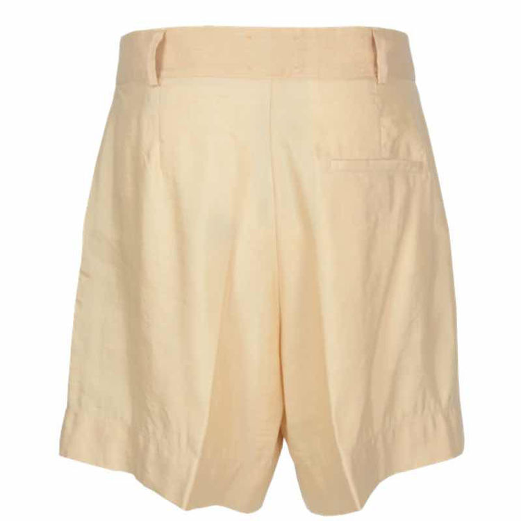 shorts linen cupro