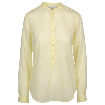 cotton silk grandfather shirt