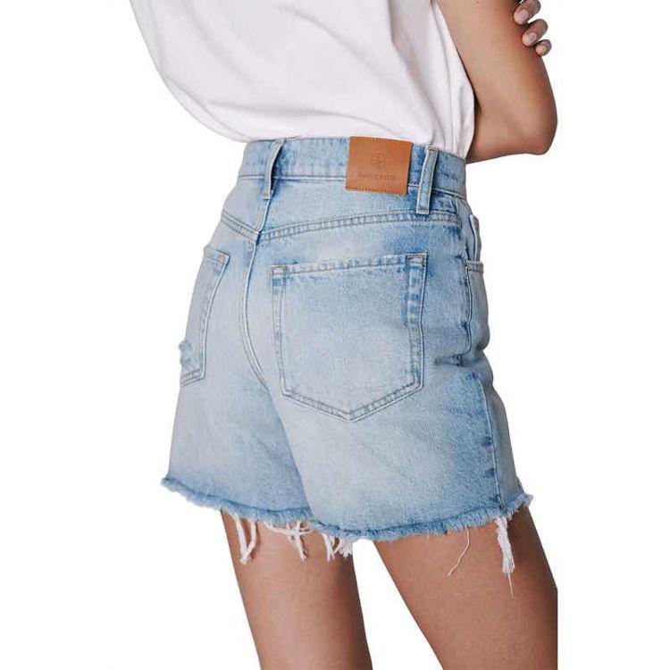 Kit denim shorts