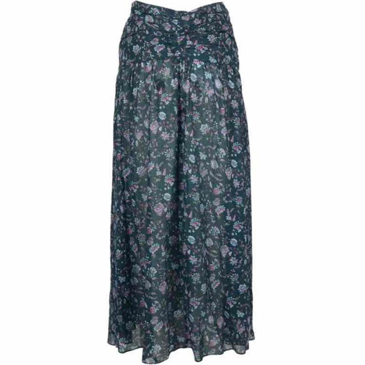 printet nederdel