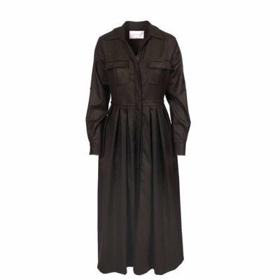 safari kjole uld
