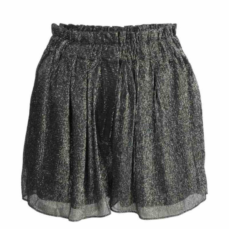 Shorts metallic