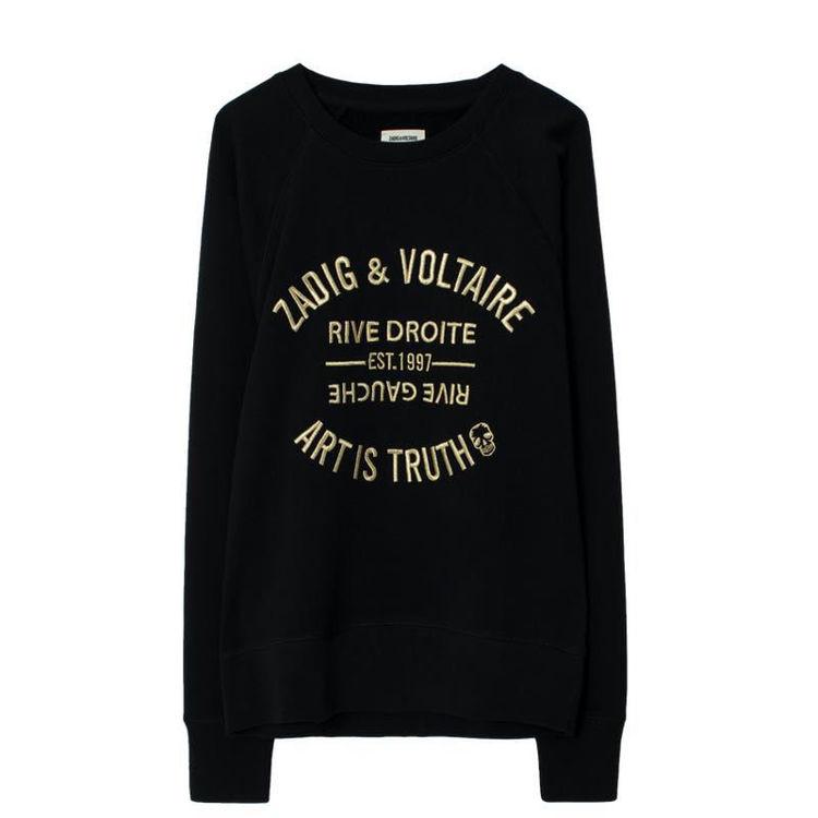 sweatshirt med zadig