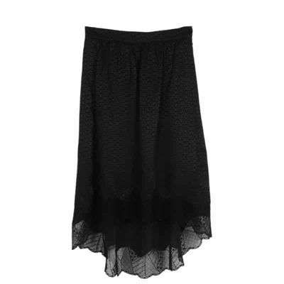 nederdel silk