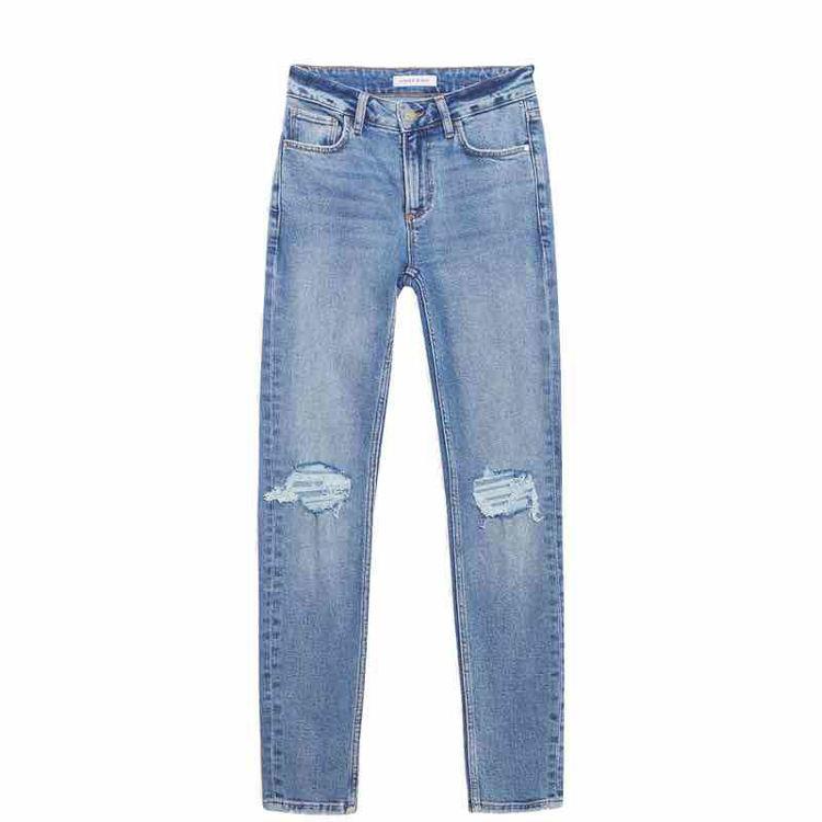 Jeans midrise skinny