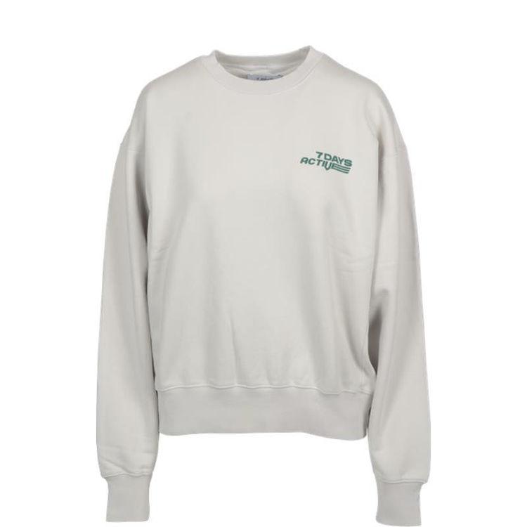 monday crew neck sweatshirt