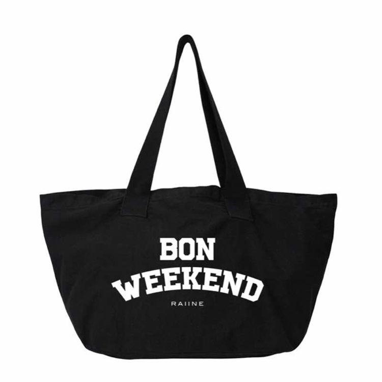 Bon weekend bag