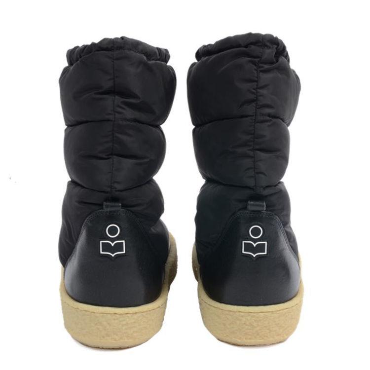 nylon snow boots