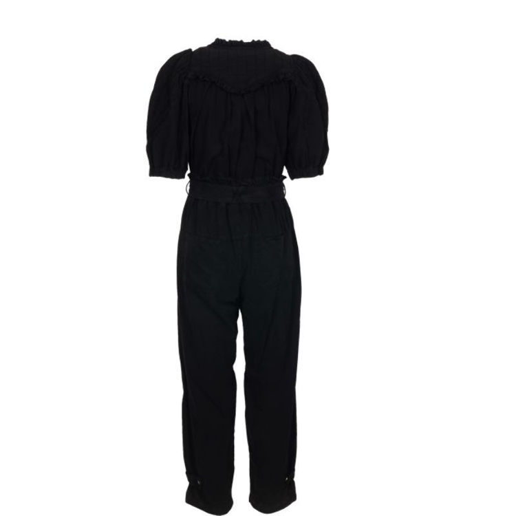 Jumpsuit quilted