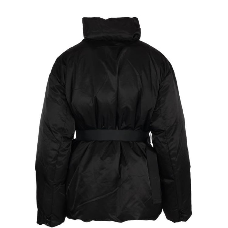 kort dun jakke
