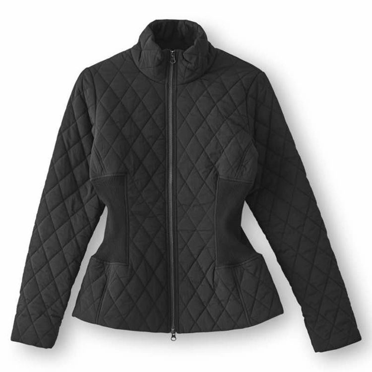 Vateret jakke