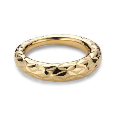 big impression ring guld