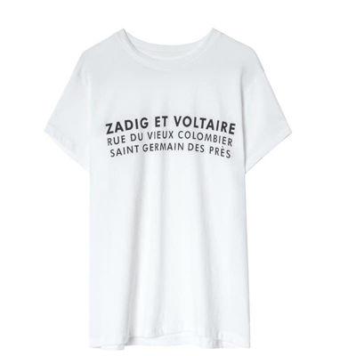 t-shirt m. print