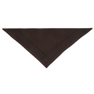 Triangle trinity colored m