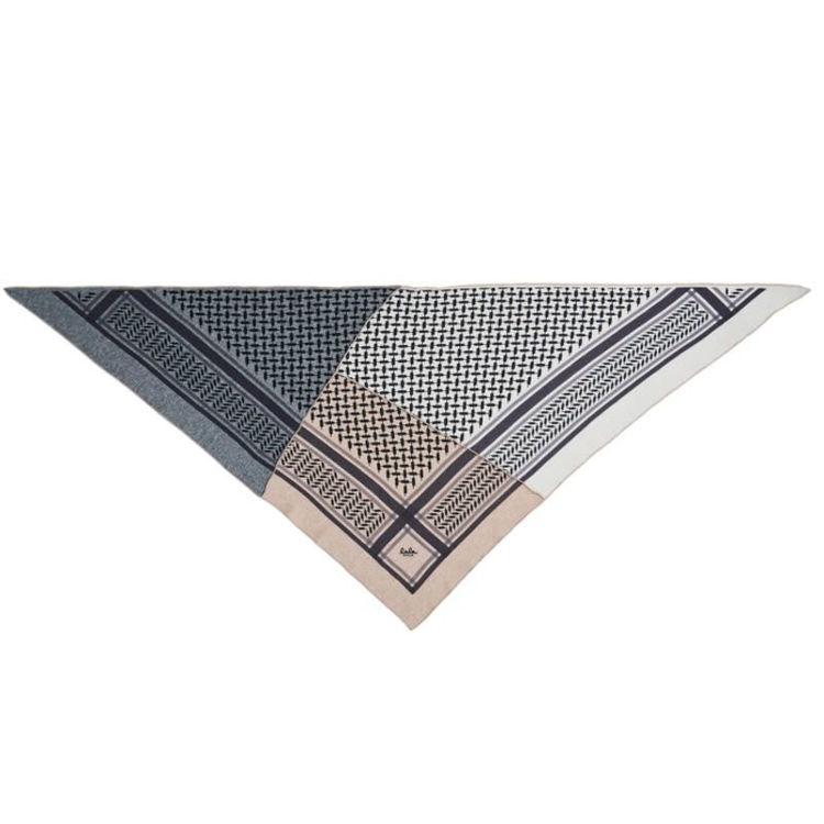 triangle trinity patchwork